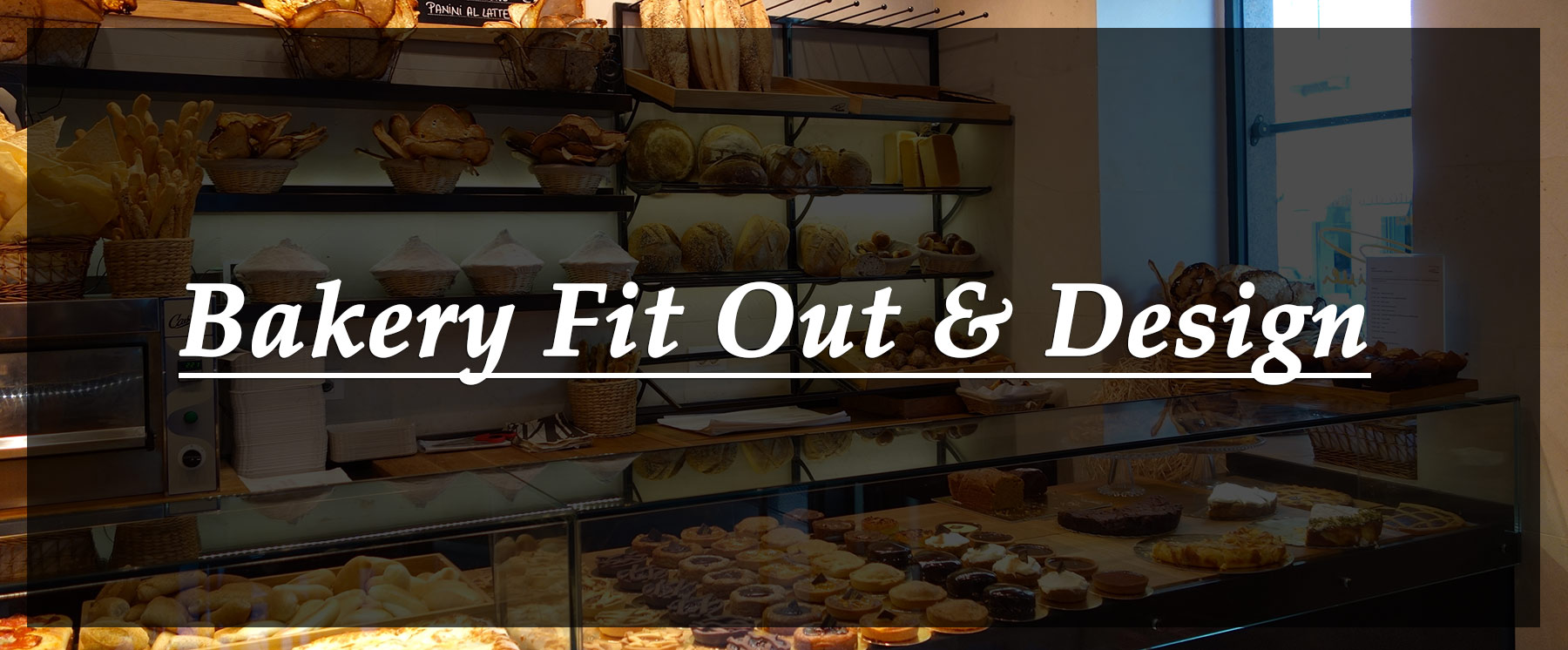 Bakery Fit Out & Design in Perth - HKN