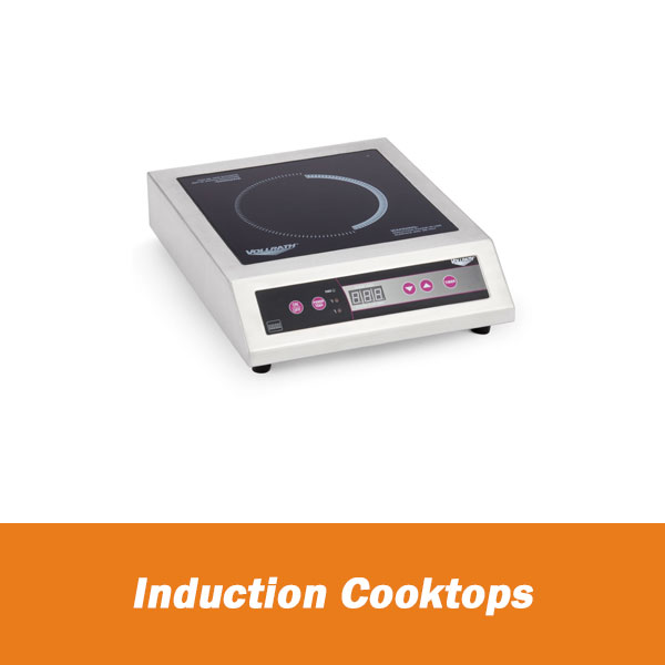 Commercial Cooktops - HKN